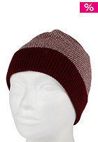 SUIT Knight Beanie bordeaux melange