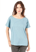 SUIT Womens Bell S/S T-Shirt blue