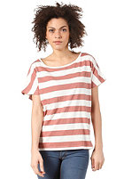 SUIT Womens Bell S/S T-Shirt stripe