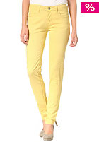 SUIT Womens Fonda Chino Pant yellow