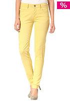 SUIT Womens Fonda Chino Pant yellow