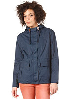 SUIT Womens Sally Hooded Zip Sweat blue