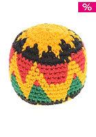 SUNFLEX Rasta Footbag one color