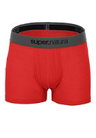 SUPER.NATURAL Base Mid Boxer 175 true red