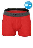 SUPER.NATURAL Base Mid Boxer 175 true red