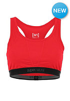 SUPER.NATURAL Womens Base 175 true red