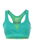 SUPER.NATURAL Womens Nergy 260 pool green/poison green