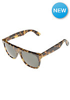 SUPER SUNGLASSES Flat Top Sunglasses cheetah
