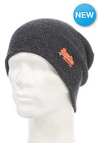 SUPERDRY Basic Beanie charcoal twist
