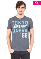 SUPERDRY Billboard S/S T-Shirt midnight marl