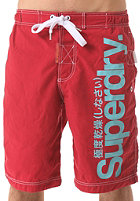 SUPERDRY Boardshort lasalle red