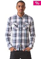 SUPERDRY Bootleg Laundered Lumberjack L/S Shirt bootleg pacific check