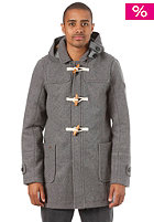SUPERDRY Classic Duffle Coat Jacket murdoch dark marl