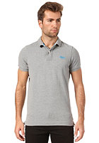 SUPERDRY Classic Pique Polo Shirt dark marl