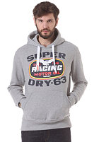 SUPERDRY Dry 63 Reworked Classic Hooded Sweat grey marl