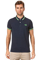 SUPERDRY Entry Tipped Polo Shirt lauren navy