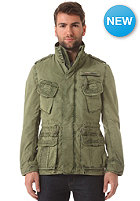 SUPERDRY Flag Jacket army