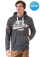 SUPERDRY High Flyers Entry Hooded Sweat ink true grit