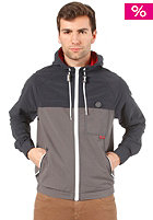 SUPERDRY Hooded Dock Jacket charcoal