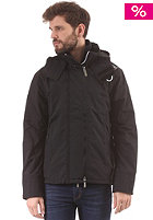 SUPERDRY Hooded Technical Windcheater Jacket black/optic