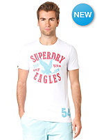 SUPERDRY Icon Eagle S/S T-Shirt optic