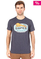 SUPERDRY Lion Gas Reworked Classic S/S T-Shirt navy marl