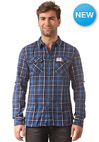 SUPERDRY Lumberjack L/S Shirt mountain ridge check navy