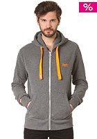 SUPERDRY Orange Label Pop Hooded Zip Sweat dirty dark marl