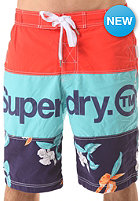 SUPERDRY Panel Boardshort paradiso