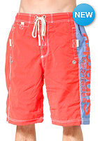 SUPERDRY Panel Boardshort poppy red