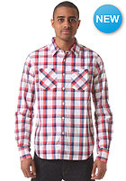 SUPERDRY Paperweight Madras Shirt mauve mix