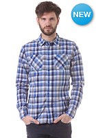 SUPERDRY Paperweight Shirt cobain check cobalt