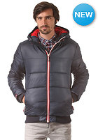 SUPERDRY Polar Sports Puffer Jacket navy/bright red