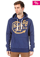 SUPERDRY Regular Tin Tab Hooded Sweat supermarine navy