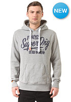 SUPERDRY Ticket Type Entry Hooded Sweat grey marl