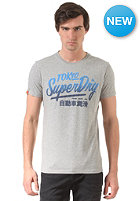 SUPERDRY Ticket Type Entry S/S T-Shirt grey marl