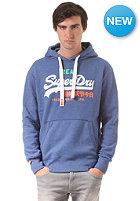 SUPERDRY Vintage Logo Tri-Entry Hooded Sweat dodger blue marl