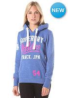 SUPERDRY Womens Athletics Trackster sky blue marl