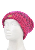 SUPERDRY Womens Big Slub Beanie fuschia twist