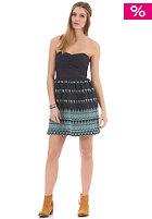 SUPERDRY Womens Broderie Lights Dress navy/aqua stitch