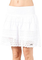 SUPERDRY Womens Broderie Skirt optic white