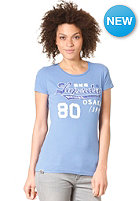 SUPERDRY Womens Capital Division Sport S/S T-Shirt ultra blue