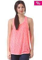 SUPERDRY Womens Destroyed Slouch fluro pink