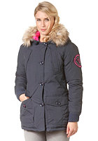 SUPERDRY Womens Everest Coat navy