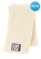 SUPERDRY Womens Herder Snood Scarf dove/cream