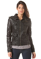 SUPERDRY Womens Megan Flag black