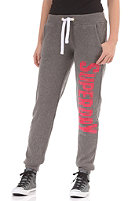 SUPERDRY Womens Nep Gym Pant charcoal nep marl