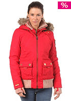 SUPERDRY Womens New Alpine Bomber Jacket red