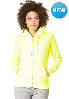 SUPERDRY Womens Orange Label Jacket neon yellow