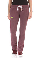 SUPERDRY Womens Orange Label Slim Heel Pop Jogging Pant port marl